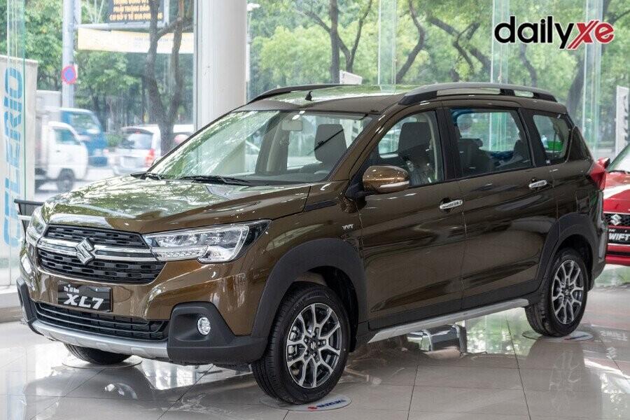 Tổng quan Suzuki XL7
