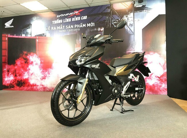 """Tận mắt """"thủ lĩnh"""" xe côn tay Honda Winner X giá từ 46 triệu đồng - Hình 13"""