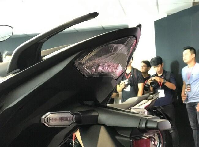 """Tận mắt """"thủ lĩnh"""" xe côn tay Honda Winner X giá từ 46 triệu đồng - Hình 15"""