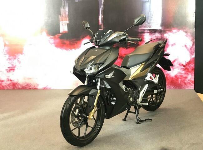 """Tận mắt """"thủ lĩnh"""" xe côn tay Honda Winner X giá từ 46 triệu đồng - Hình 19"""