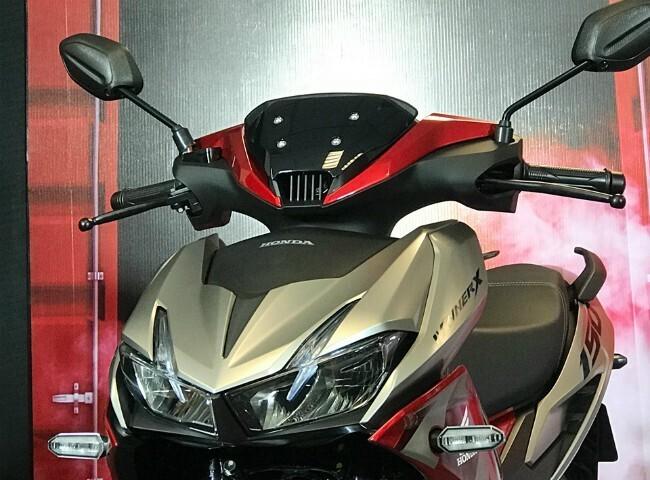 """Tận mắt """"thủ lĩnh"""" xe côn tay Honda Winner X giá từ 46 triệu đồng - Hình 3"""