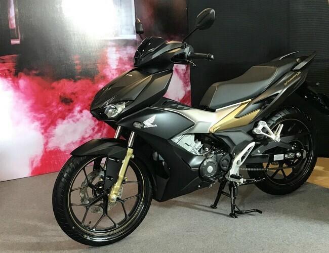 """Tận mắt """"thủ lĩnh"""" xe côn tay Honda Winner X giá từ 46 triệu đồng - Hình 6"""