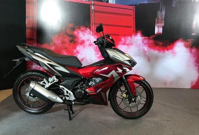 """Tận mắt """"thủ lĩnh"""" xe côn tay Honda Winner X giá từ 46 triệu đồng - Hình 8"""