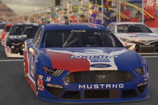 Tay đua NASCAR chuyên nghiệp mất tài trợ sau khi giận dỗi bỏ giải đua ảo