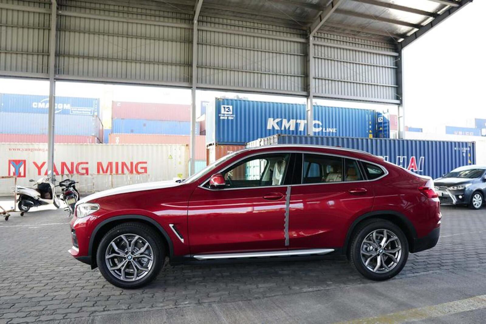 THACO đưa BMW X4 thế hệ mới về cảng; sắp sửa ra mắt; mời các bác dự đoán giá bán - Hình 2