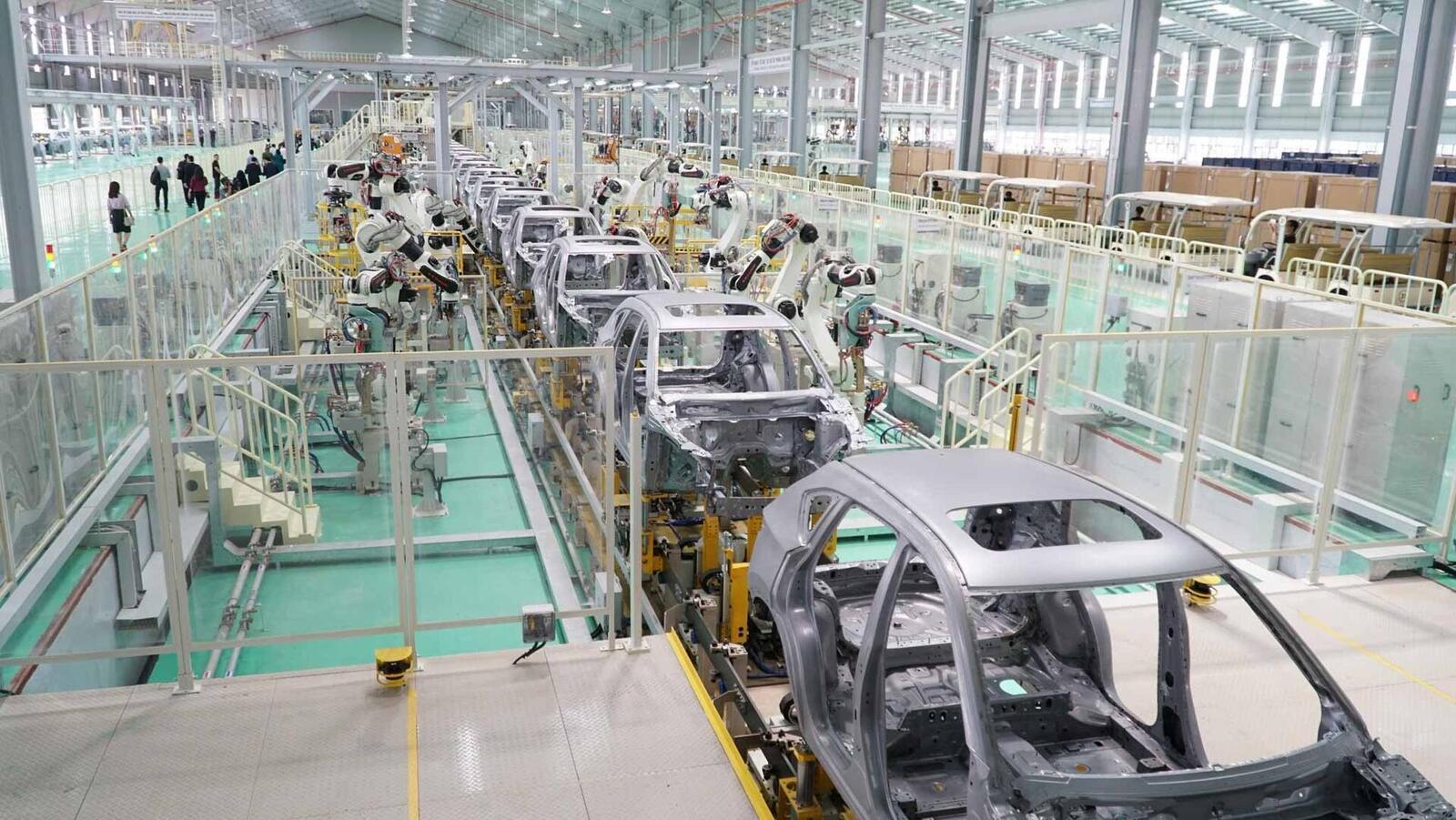 Thaco khánh thành nhà máy sản xuất xe Mazda lớn nhất Đông Nam Á - Hình 2