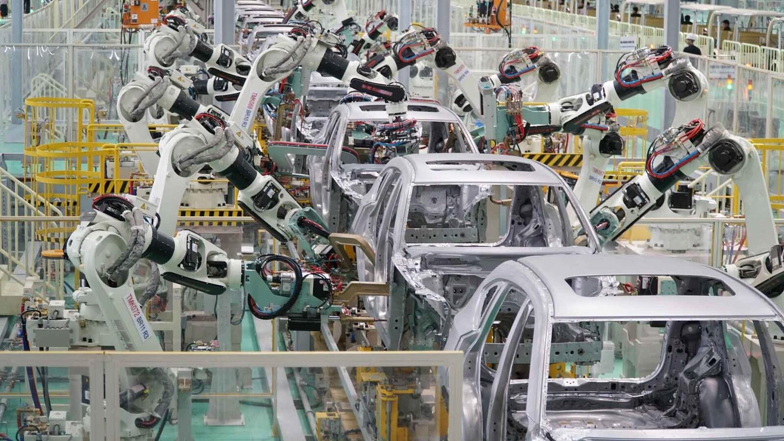 Thaco khánh thành nhà máy sản xuất xe Mazda lớn nhất Đông Nam Á - Hình 3