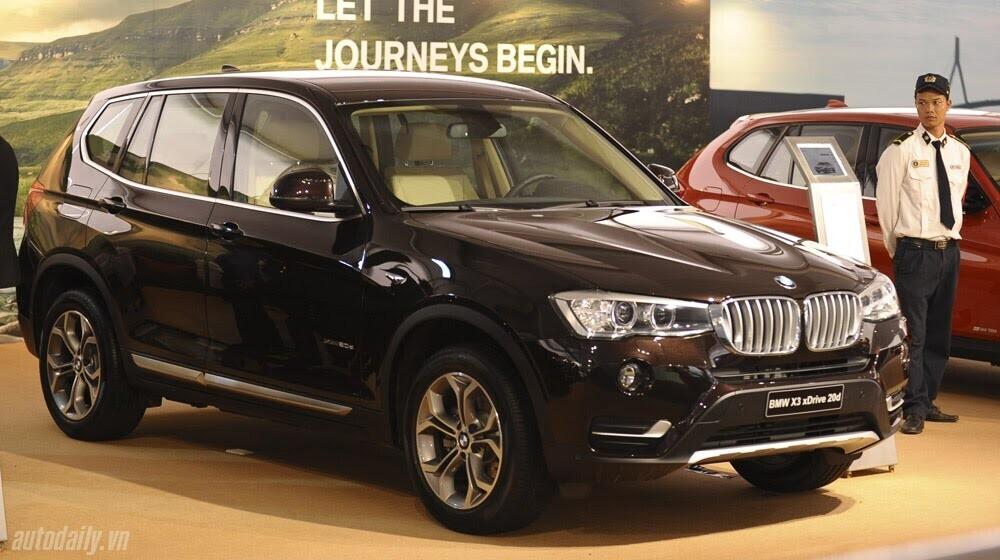 Thaco với động cơ BMW - Hình 1