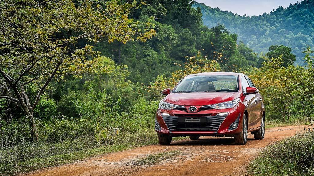 Tháng 02/2019, Toyota Việt Nam bán được 2.300 xe, chưa tính Lexus, Vios nhiều nhất - Hình 1