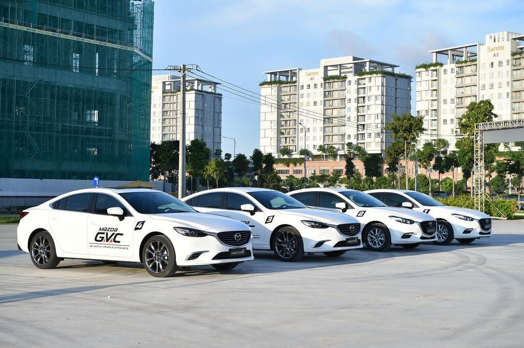 Tháng 8/2017, khách hàng mua Mazda6 2017 sẽ nhận được hỗ trợ 20 triệu đồng - Hình 1