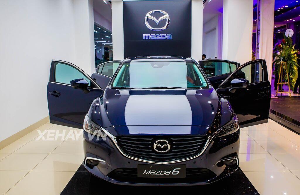 Tháng 8/2017, khách hàng mua Mazda6 2017 sẽ nhận được hỗ trợ 20 triệu đồng - Hình 2