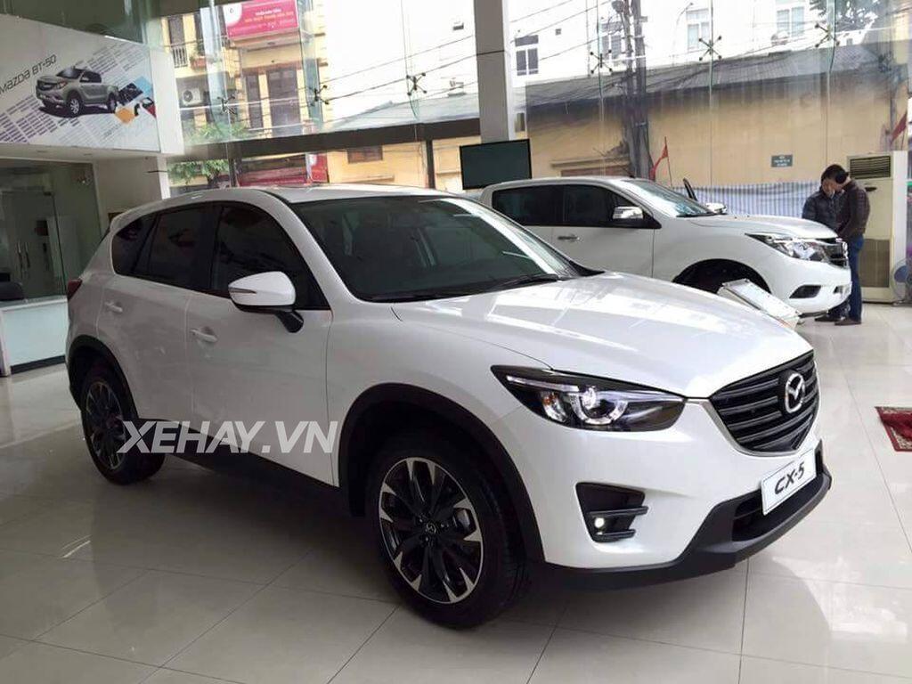 Tháng 8/2017, khách hàng mua Mazda6 2017 sẽ nhận được hỗ trợ 20 triệu đồng - Hình 3