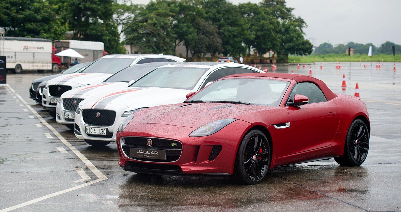 The Art of Performance Tour – Trải nghiệm đặc trưng xe Jaguar theo cách riêng biệt - Hình 1
