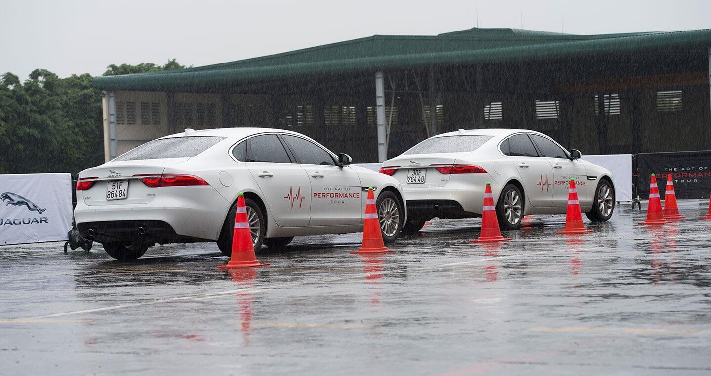 The Art of Performance Tour – Trải nghiệm đặc trưng xe Jaguar theo cách riêng biệt - Hình 7