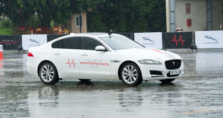 The Art of Performance Tour – Trải nghiệm đặc trưng xe Jaguar theo cách riêng biệt - Hình 8