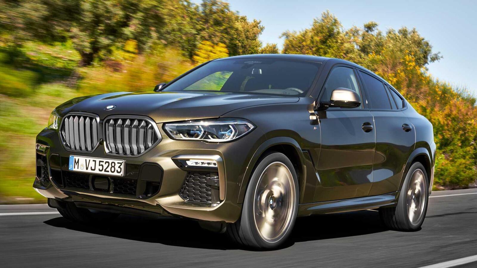 Thế hệ mới BMW X6 2020 chính thức ra mắt - Hình 1