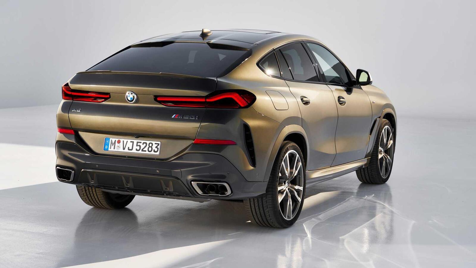 Thế hệ mới BMW X6 2020 chính thức ra mắt - Hình 10