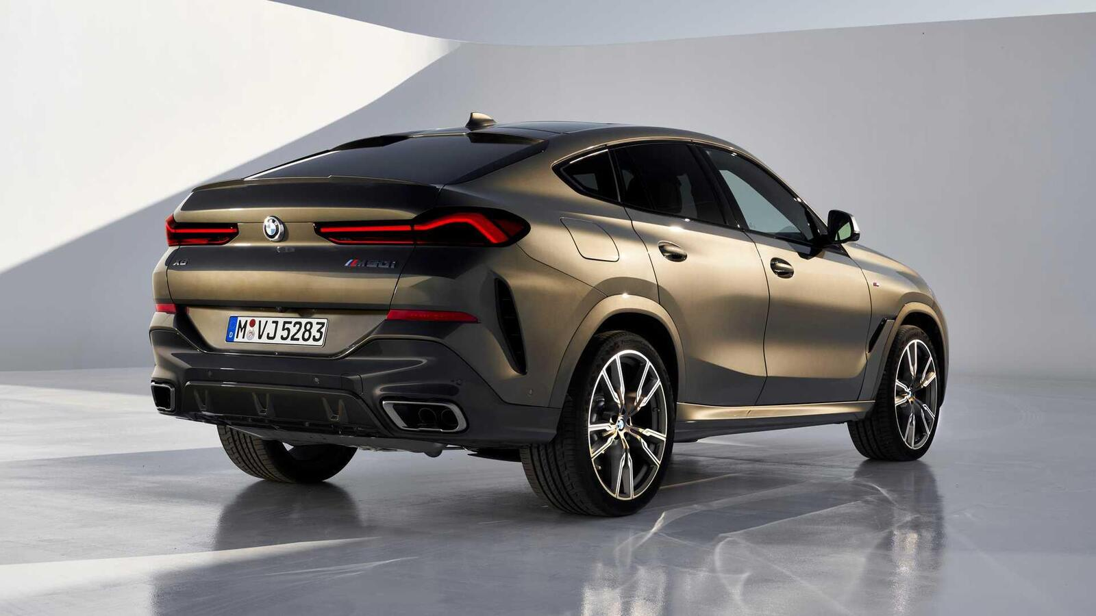 Thế hệ mới BMW X6 2020 chính thức ra mắt - Hình 11