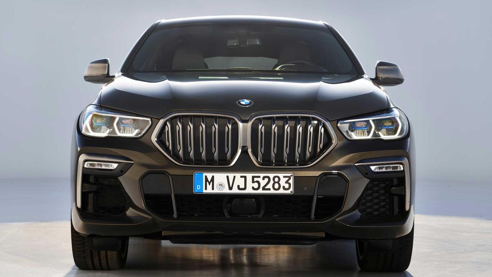 Thế hệ mới BMW X6 2020 chính thức ra mắt - Hình 12