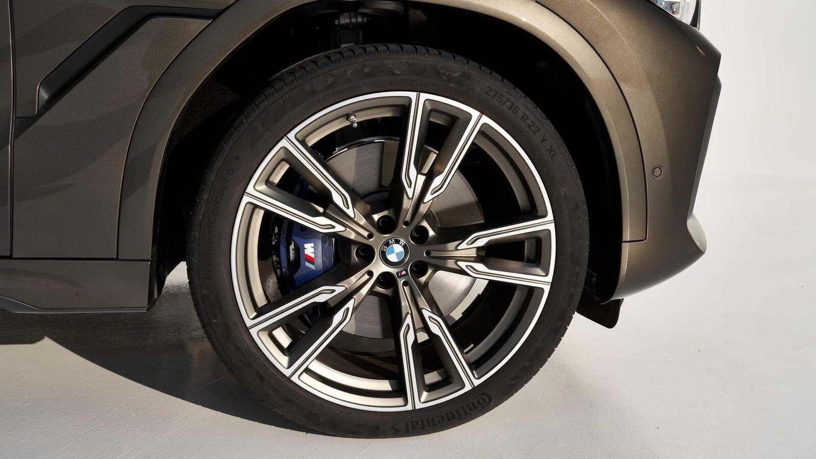 Thế hệ mới BMW X6 2020 chính thức ra mắt - Hình 13