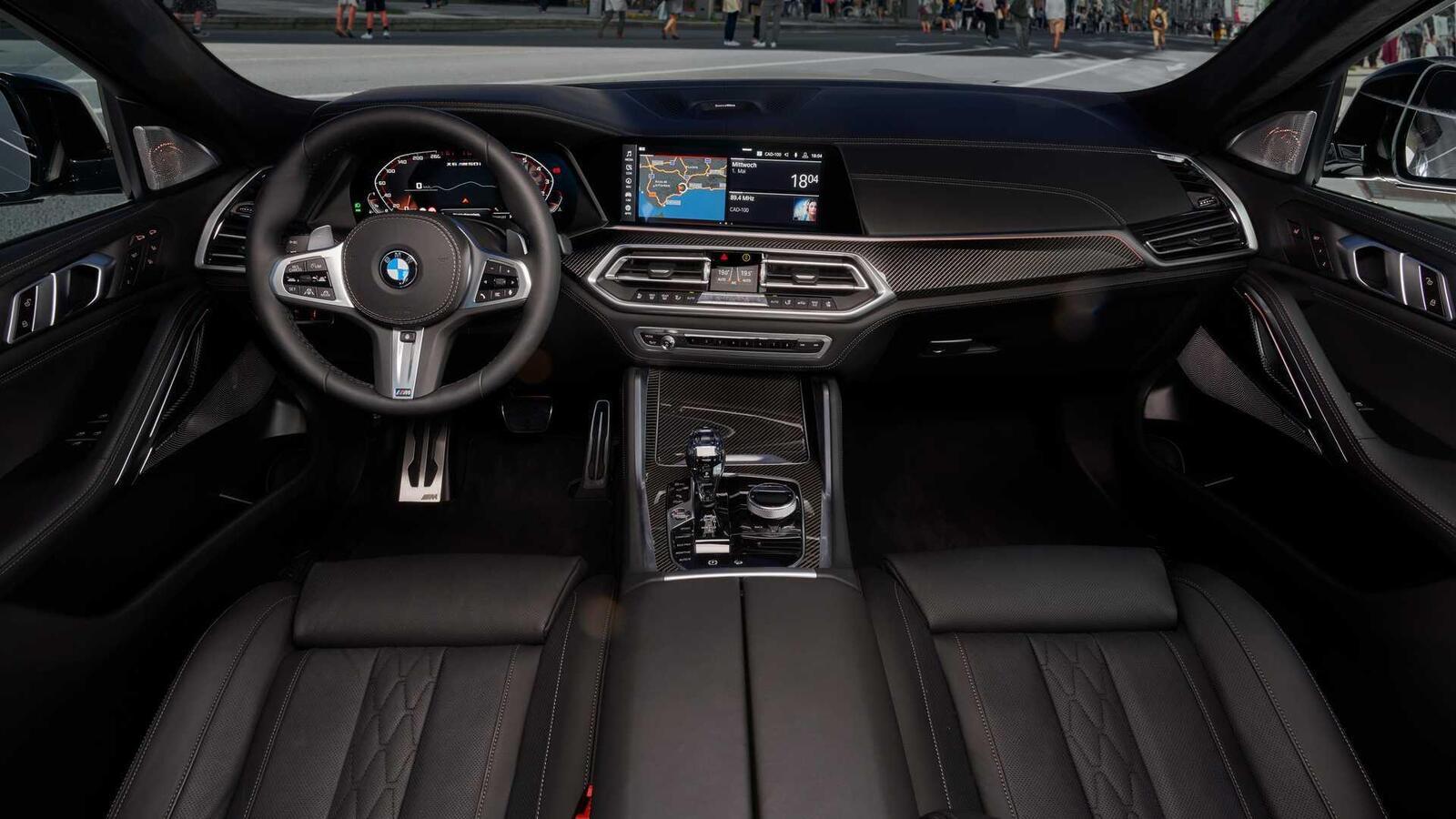 Thế hệ mới BMW X6 2020 chính thức ra mắt - Hình 15