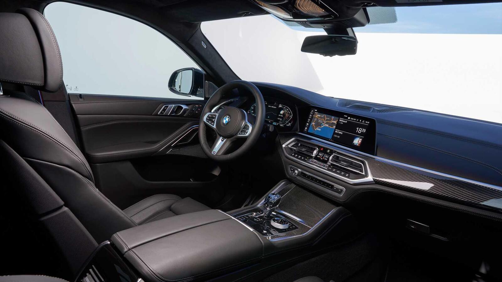Thế hệ mới BMW X6 2020 chính thức ra mắt - Hình 16