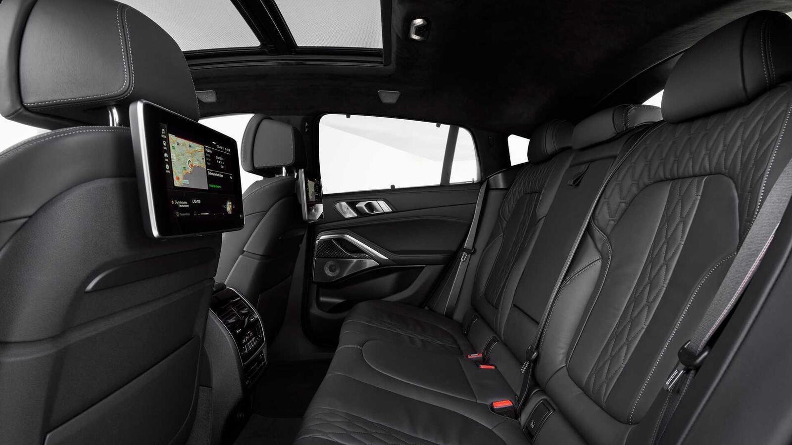 Thế hệ mới BMW X6 2020 chính thức ra mắt - Hình 17