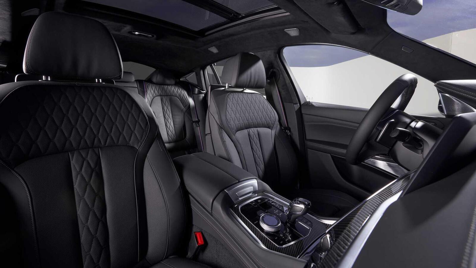 Thế hệ mới BMW X6 2020 chính thức ra mắt - Hình 18