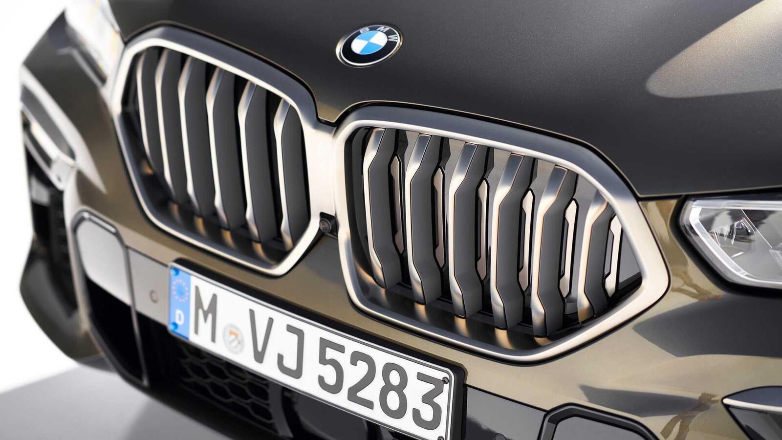 Thế hệ mới BMW X6 2020 chính thức ra mắt - Hình 2