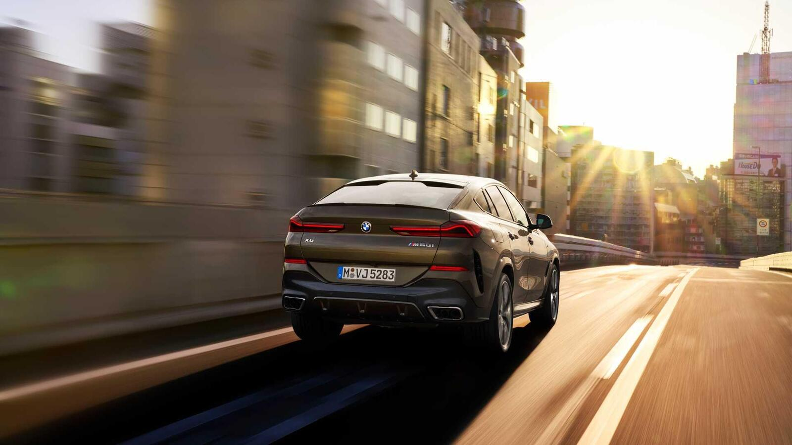 Thế hệ mới BMW X6 2020 chính thức ra mắt - Hình 3