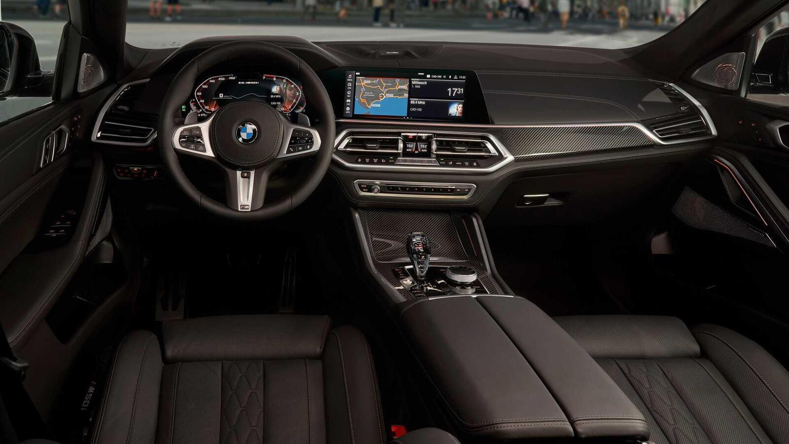 Thế hệ mới BMW X6 2020 chính thức ra mắt - Hình 4