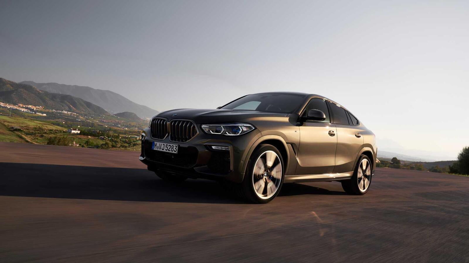 Thế hệ mới BMW X6 2020 chính thức ra mắt - Hình 5