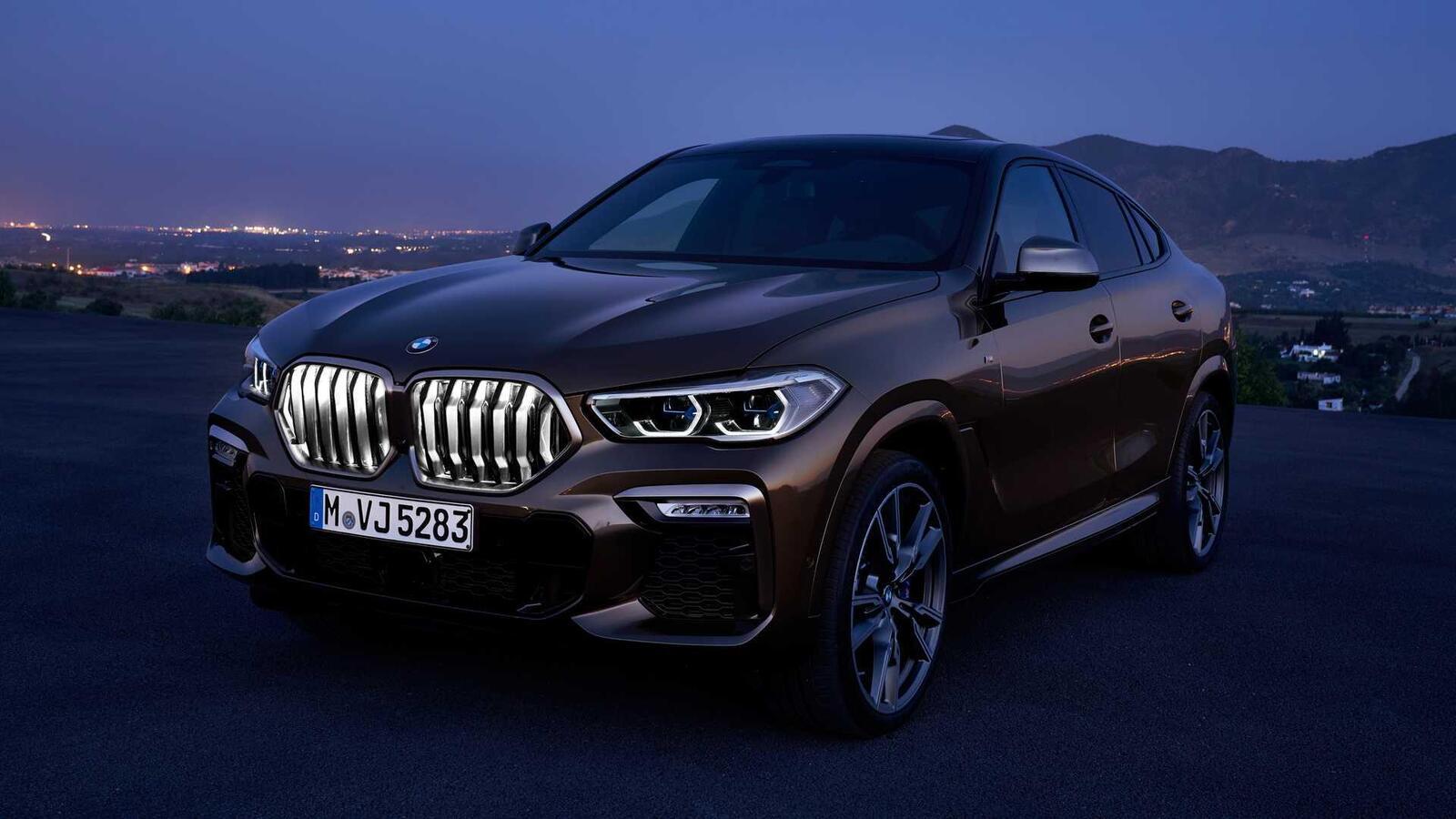 Thế hệ mới BMW X6 2020 chính thức ra mắt - Hình 6