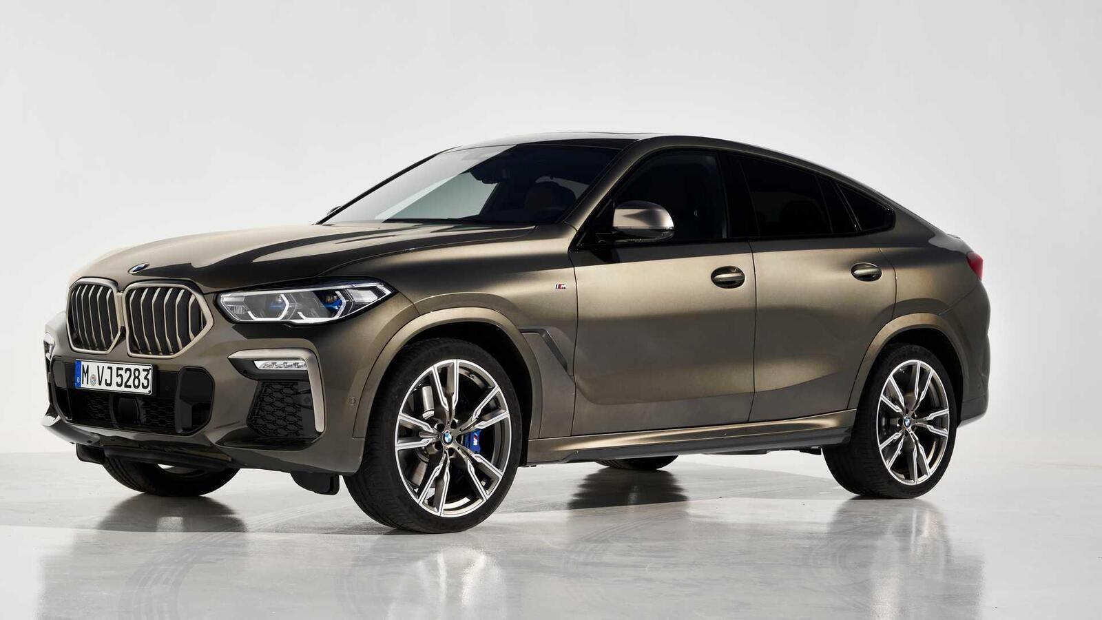 Thế hệ mới BMW X6 2020 chính thức ra mắt - Hình 8