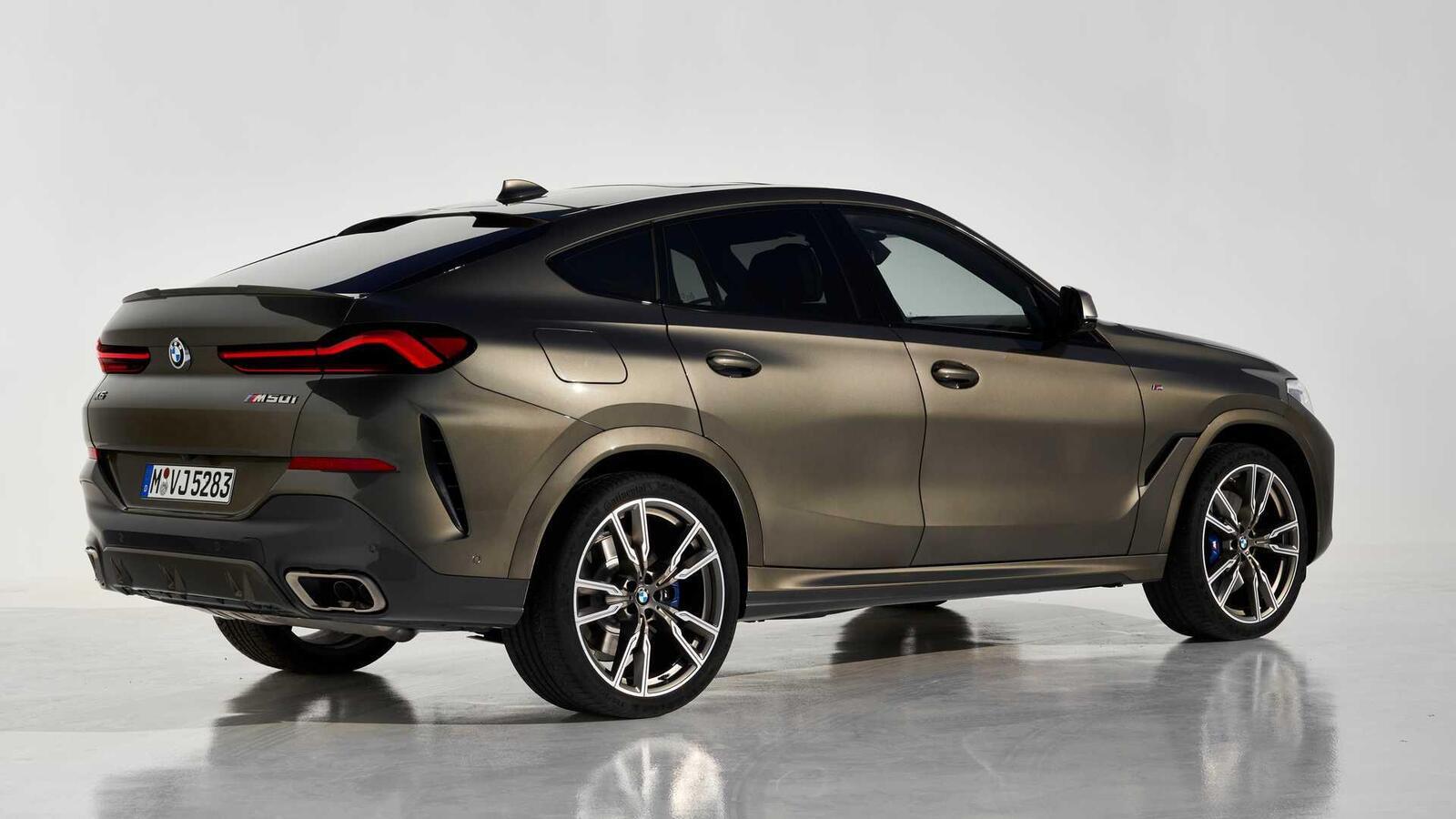Thế hệ mới BMW X6 2020 chính thức ra mắt - Hình 9