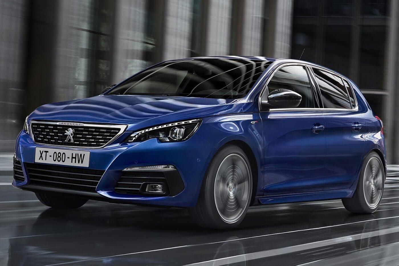 Thêm thông tin về động cơ của Peugeot 308 bản nâng cấp 2018 - Hình 1
