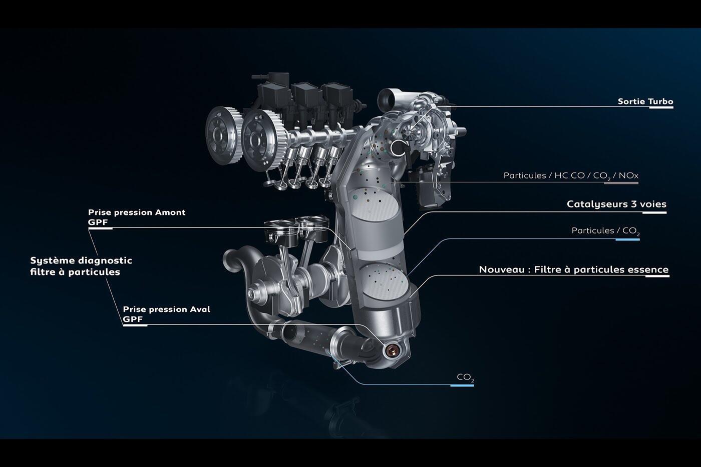 Thêm thông tin về động cơ của Peugeot 308 bản nâng cấp 2018 - Hình 5