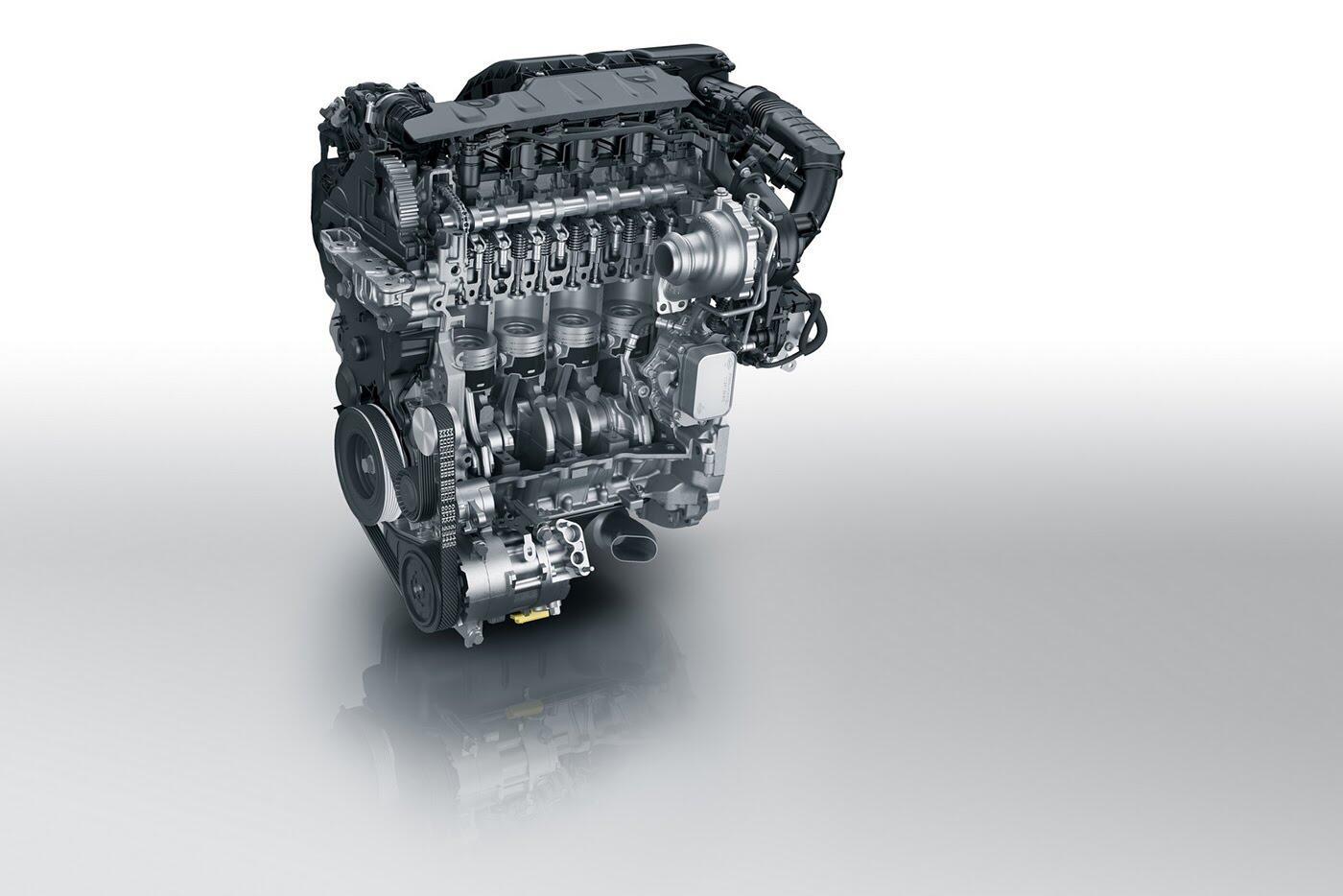 Thêm thông tin về động cơ của Peugeot 308 bản nâng cấp 2018 - Hình 6