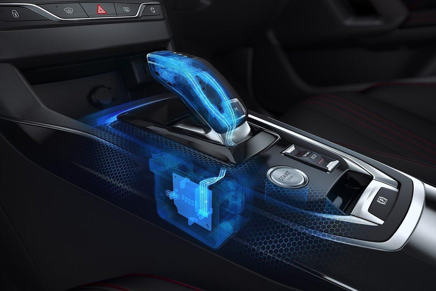 Thêm thông tin về động cơ của Peugeot 308 bản nâng cấp 2018 - Hình 7
