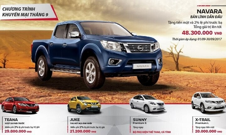 Thị trường ôtô tháng 9: Càng về cuối năm, giá xe càng giảm ác liệt - Hình 4