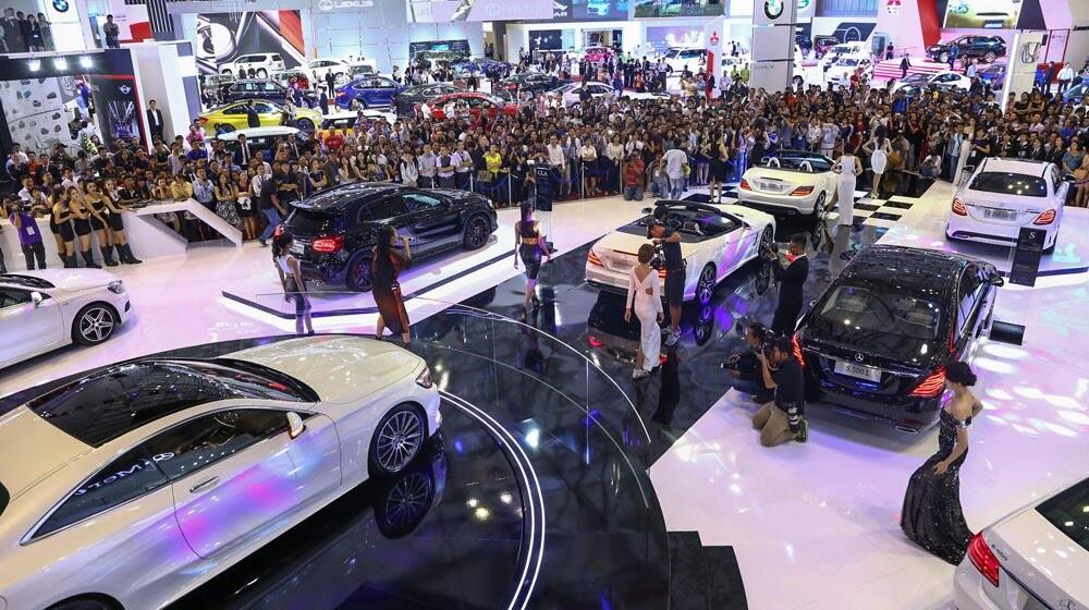 Thị trường ôtô Việt tăng trưởng nhanh cỡ nào trong 5 năm tới? - Hình 1