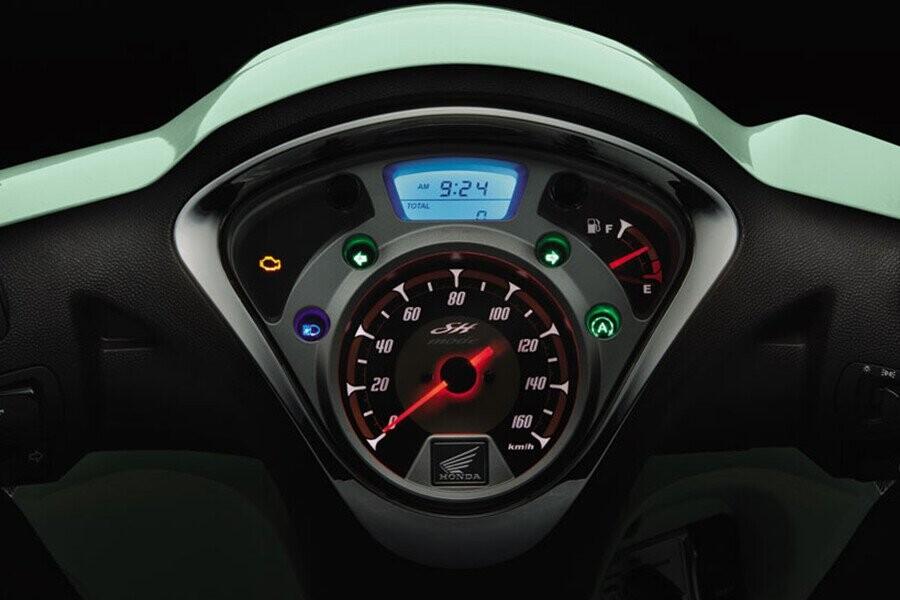 Không chờ đèn tín hiệu phun xăng FI tắt khởi động xe