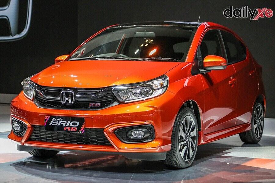 Honda Brio thiết kế thể thao