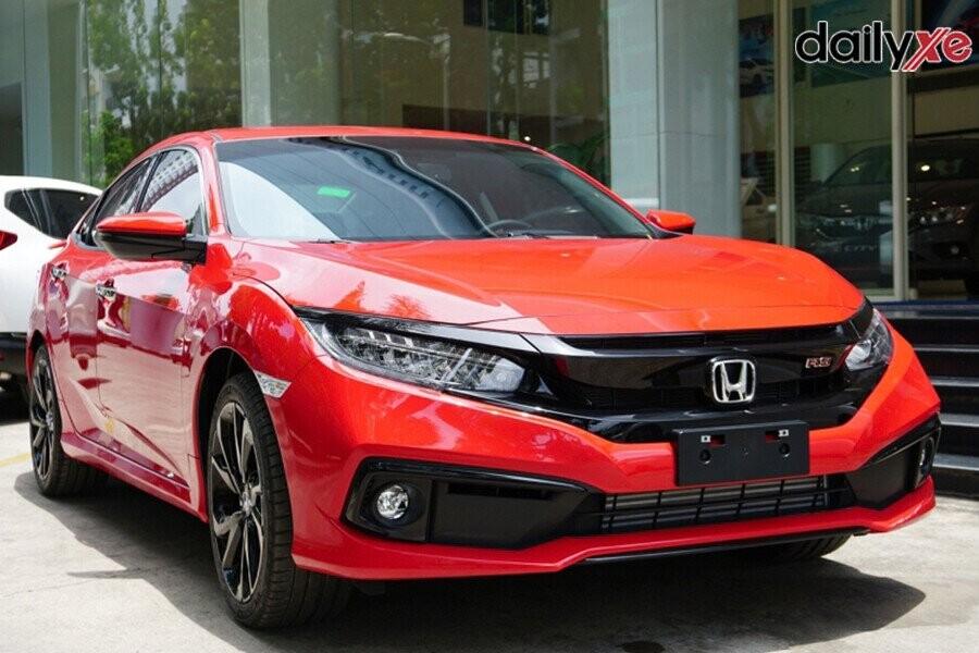 Honda Civic có thiết kế lịch lãm