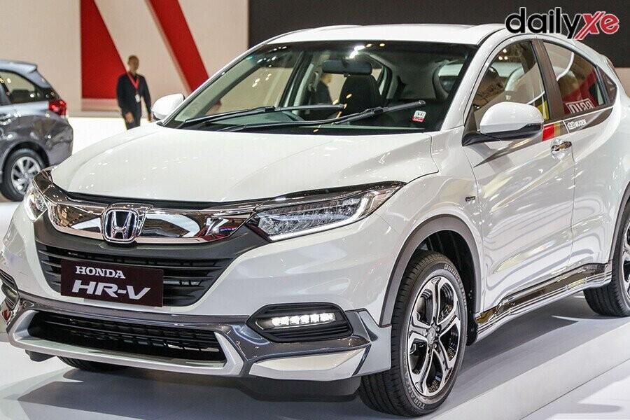 Honda HR-V sở hữu thiết kế trẻ trung