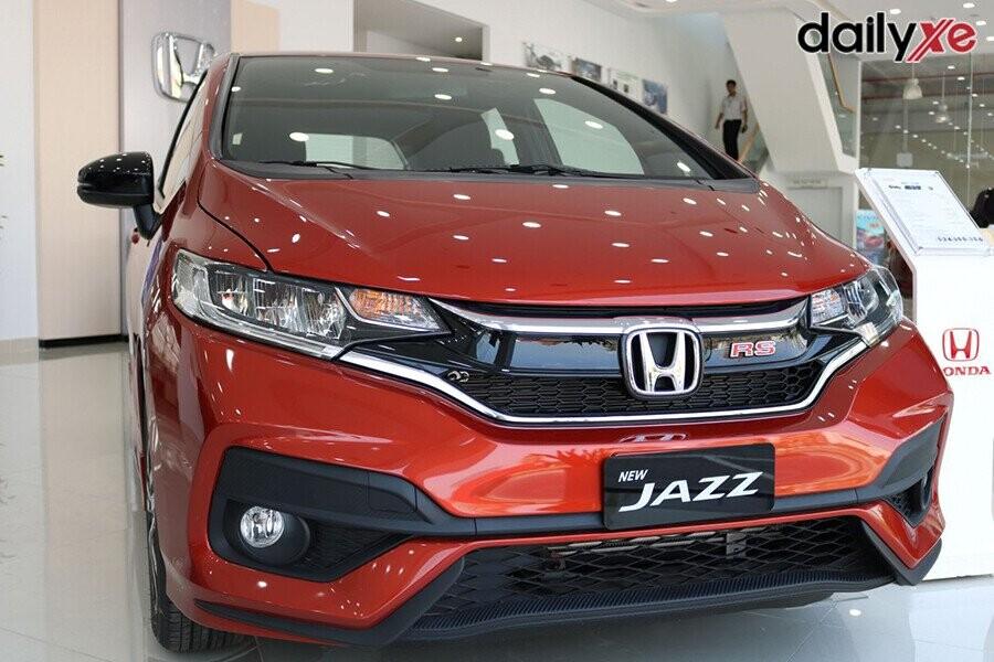 Tổng quan Honda Jazz