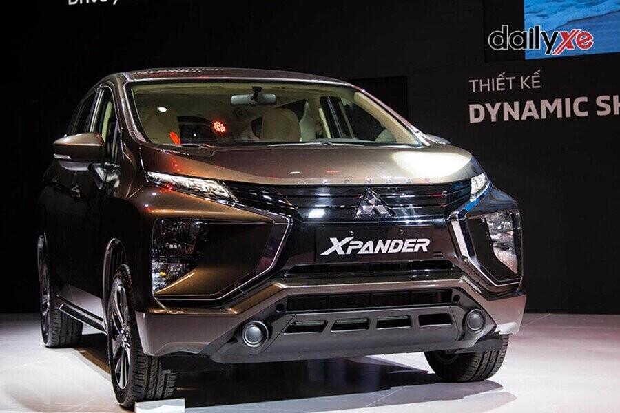Mitsubishi Xpander vận hành mạnh mẽ