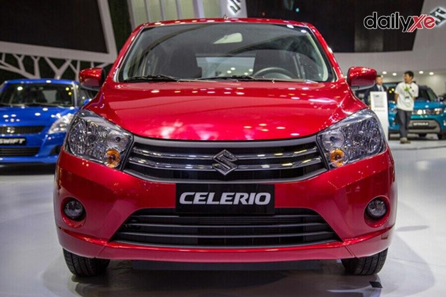 Suzuki Celerio là sự lựa chọn phù hợp cho nhu cầu di chuyển trong đô thị