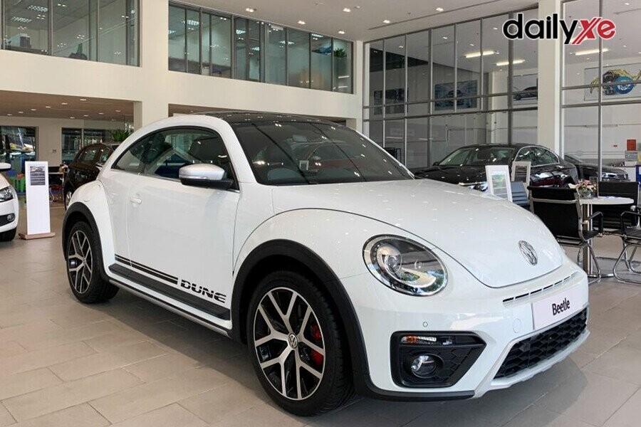 Volkswagen Beetle Dune sỡ hữu ngoại hình sang trọng