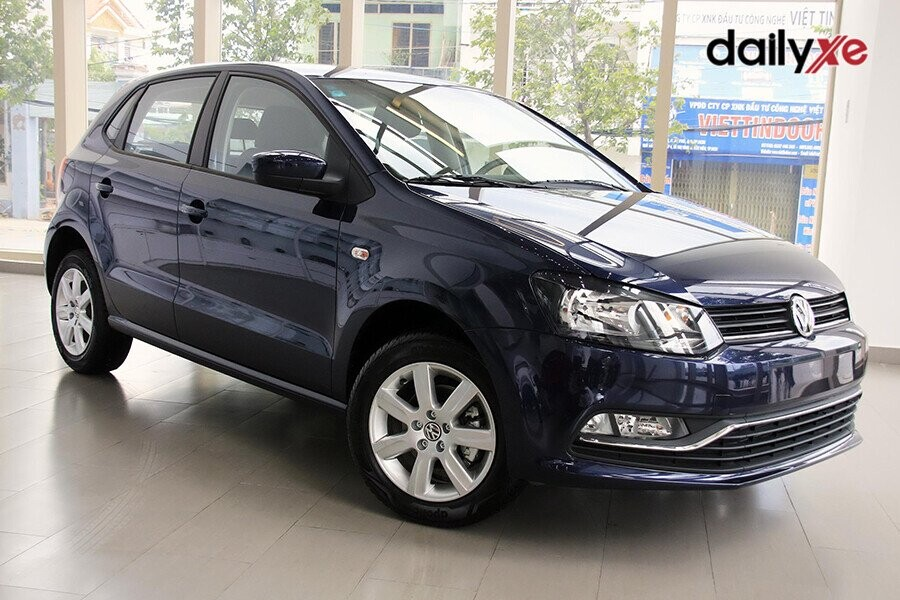 Volkswagen Polo Hatchback thiết kế thể thao